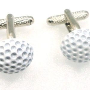 golf ball cufflinks in uae