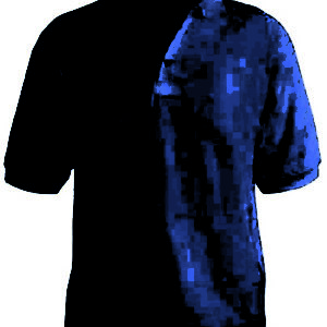Imperial Blue color polo tshirt in uae