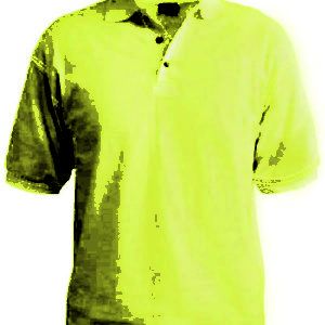 Lemon Yellow color polo tshirt in uae