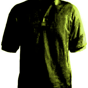 Lime Green color polo tshirt in uae