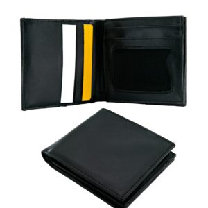 Wallet in Pu Material