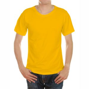 Sunflower Yellow Color tshirt in uae
