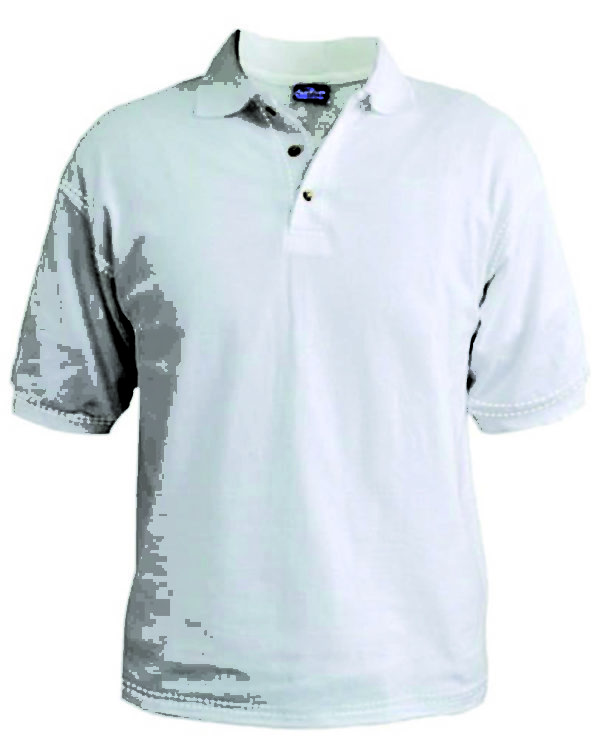 White color polo tshirt in uae